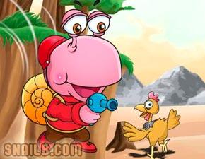 Play Snail Bob 9 Online Game